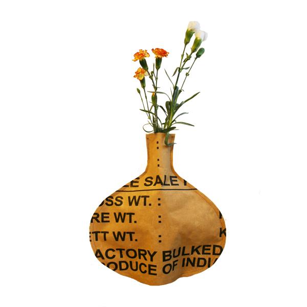 bottle vase superwaste