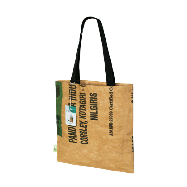 recycled tea shopper small superwaste