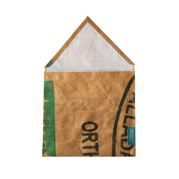 recycled envelop superwaste